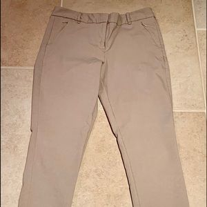 Casual rayon poly blend skinny pants
